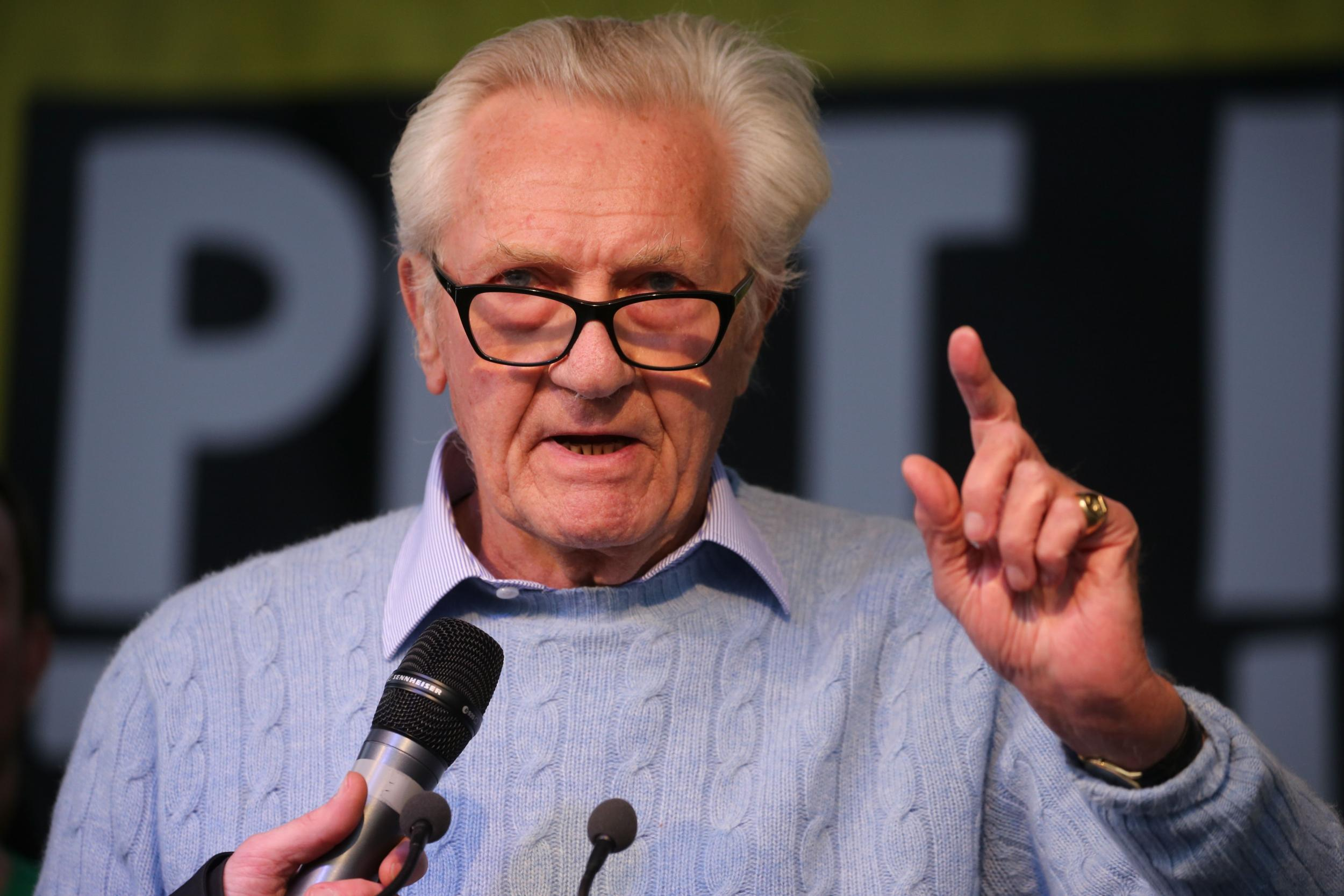 Battle for UK to remain in the EU is now lost and rejoining won't be prospect for 20 years, admits Lord Heseltine