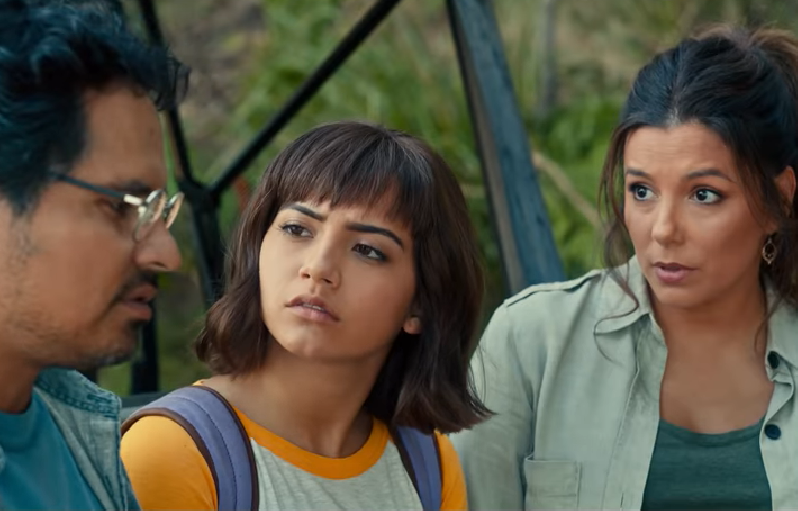 Dora The Explorer Watch The First Trailer From Live Action