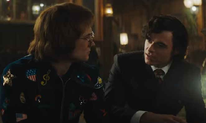 Rocketman: Director of Elton John biopic dismisses claim that nude scene has been censored