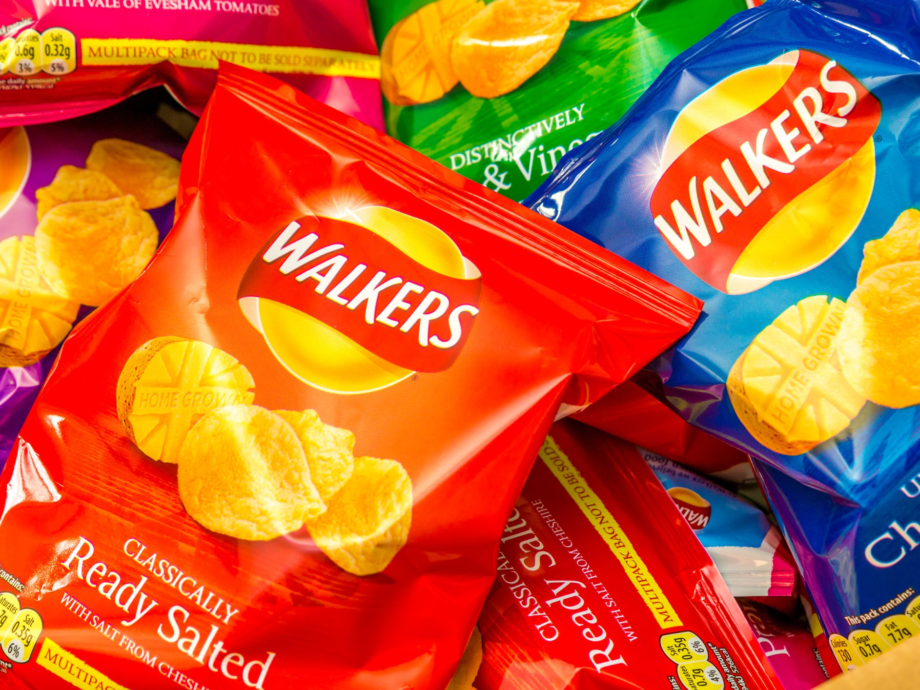 What is Britain's favourite crisp brand? Question sparks heated Twitter debate