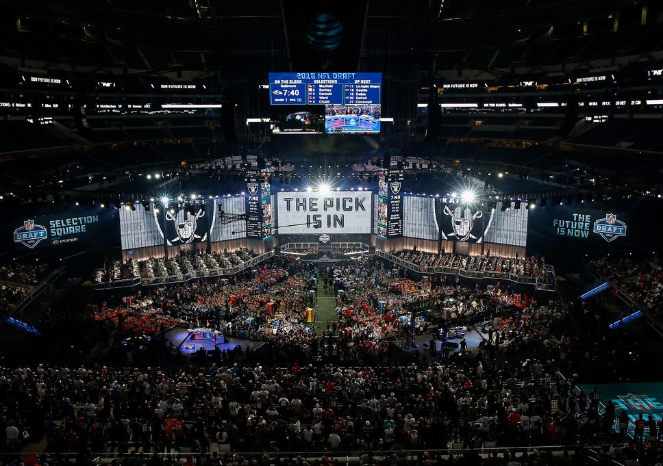 096bfc73f2d1b The 2018 NFL Draft brought in a record number of viewers