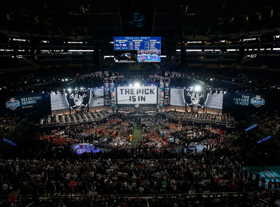 The 2018 NFL Draft brought in a record number of viewers