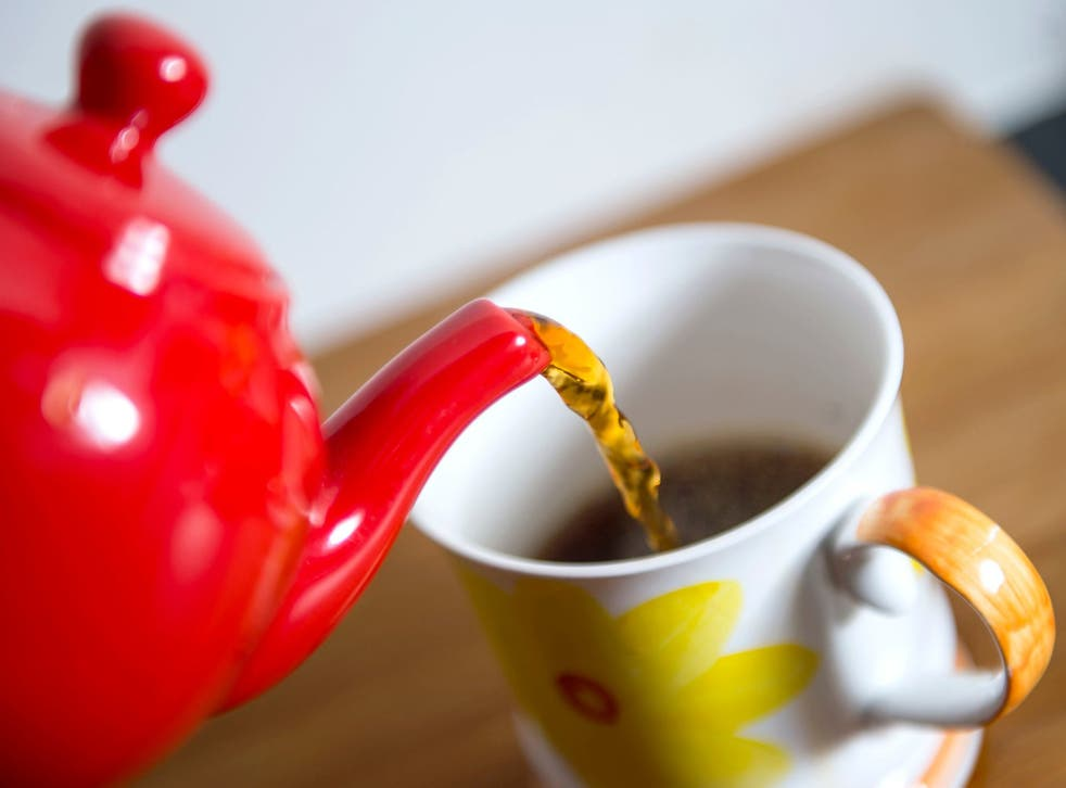 <p>The UK and Ireland drink more cups of tea than anywhere else in the world</p>
