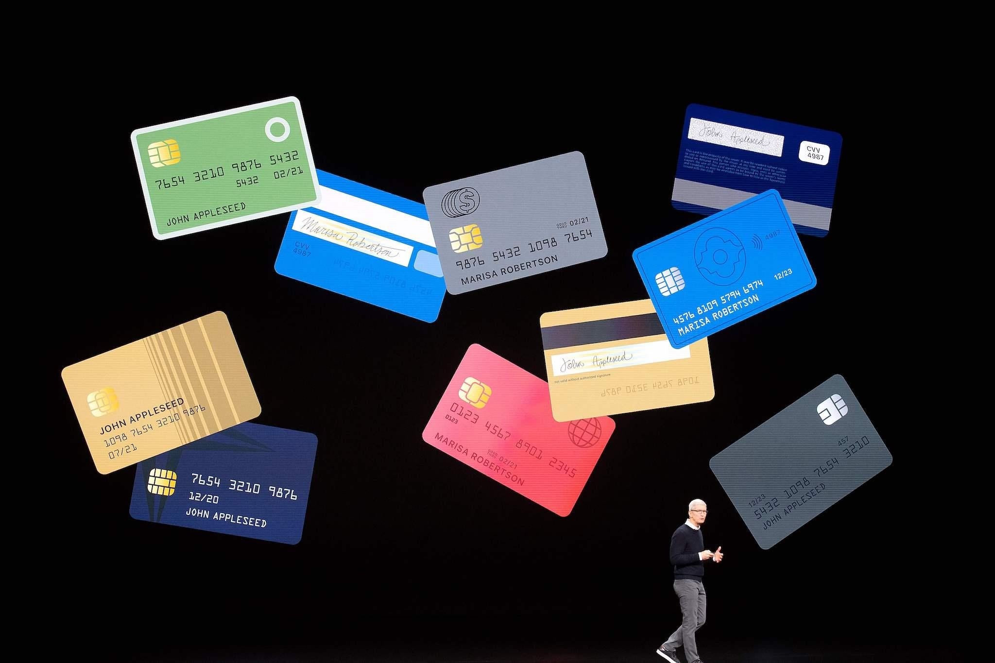 Apple Card: New iPhone-based, titanium credit card released