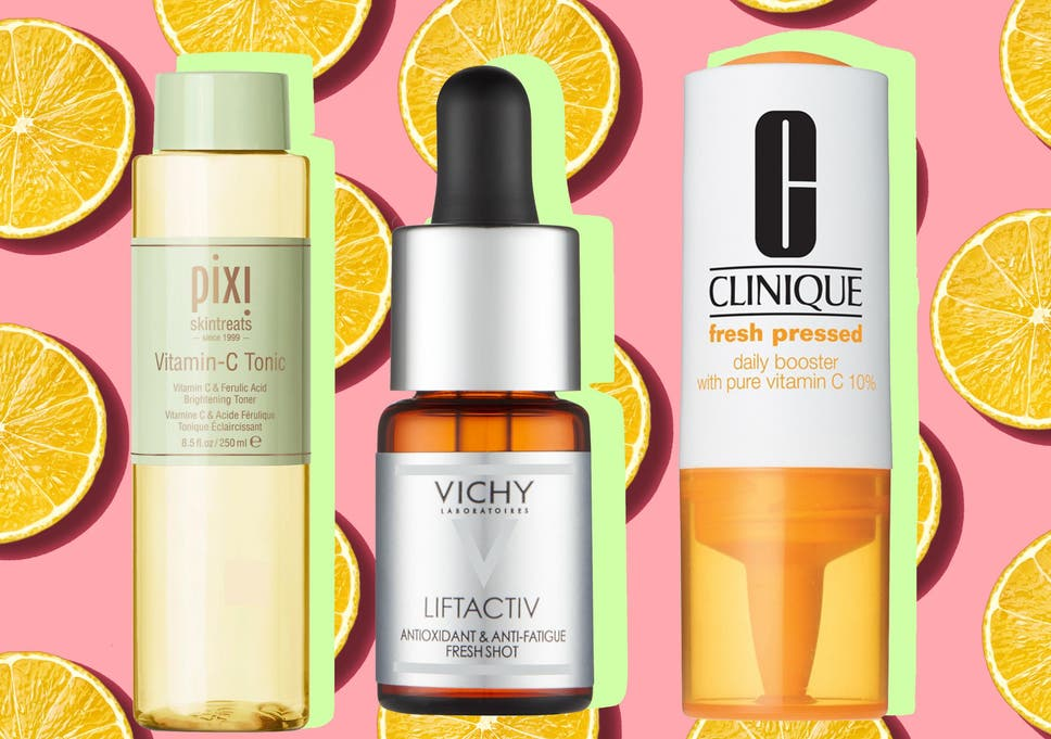 Image result for vitamin c skin care
