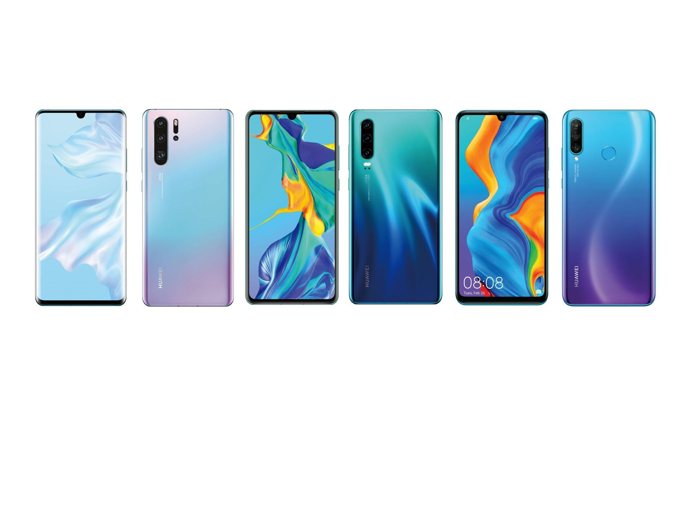Huawei P30 Pro leaked images reveal nearly everything about new
