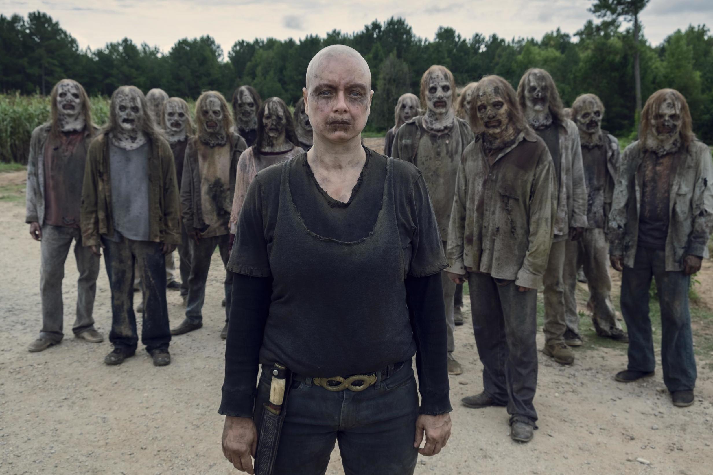 The Walking Dead Staffeln 9
