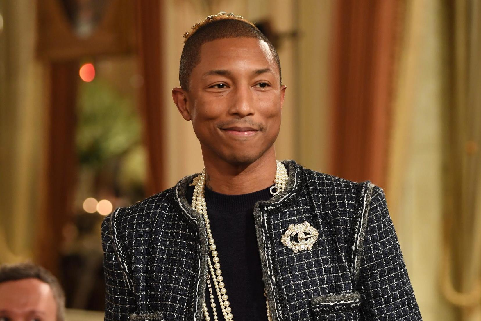 a3f63d70c8885 Pharrell Williams teases new Chanel collaboration in short film ...