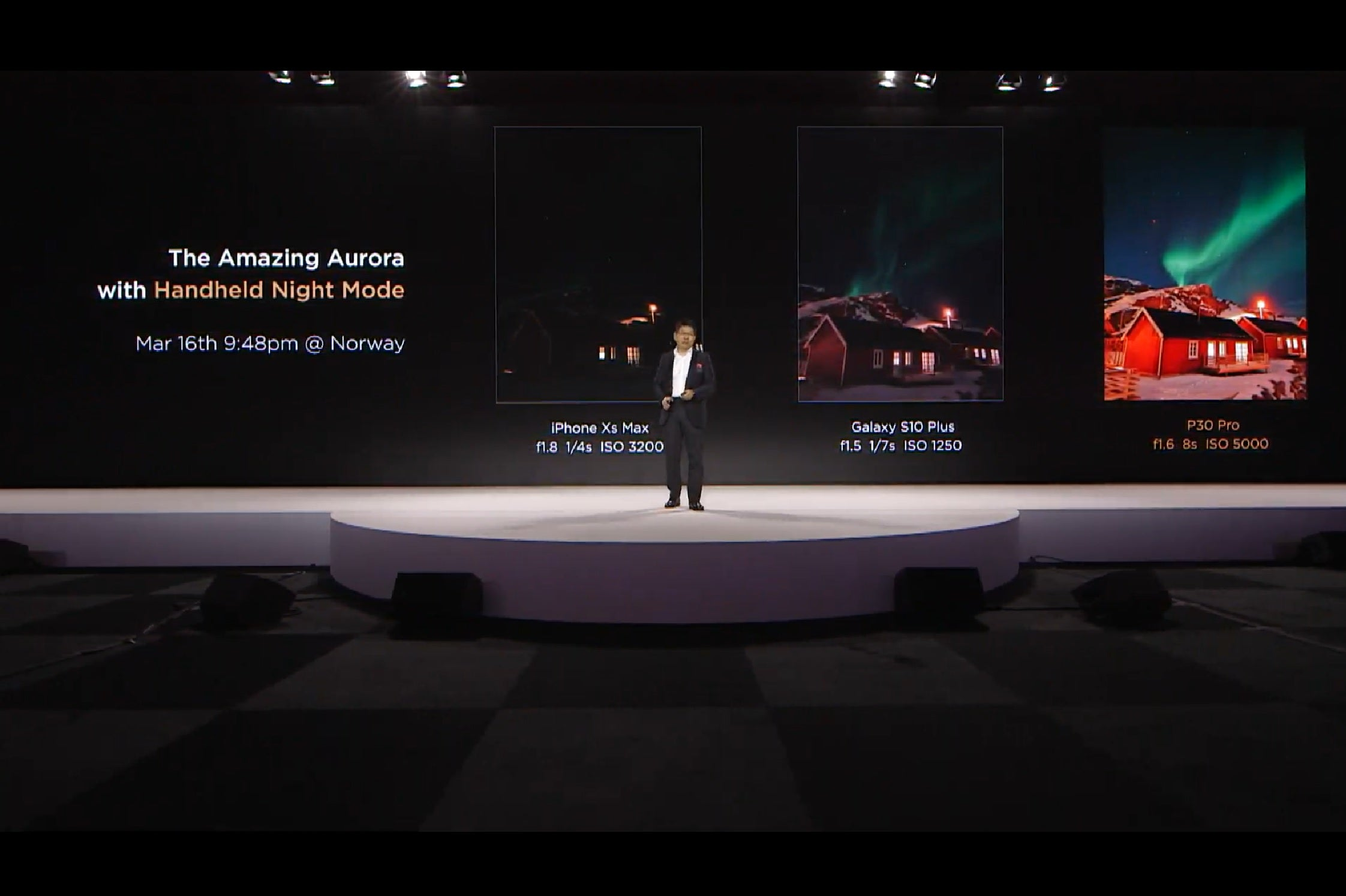 Huawei P30: iPhone rival features 'revolutionary' Leica camera - but