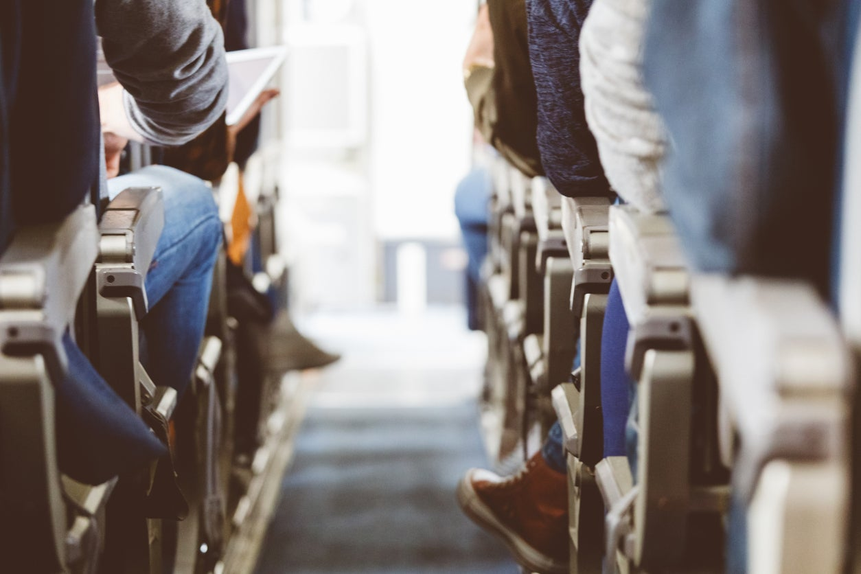 How to avoid getting deep-vein thrombosis on a long-haul flight