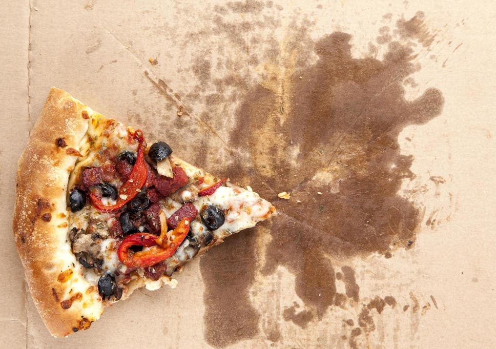 Vegan Claims Domino S Hid Meat Under Pizza Toppings The Independent