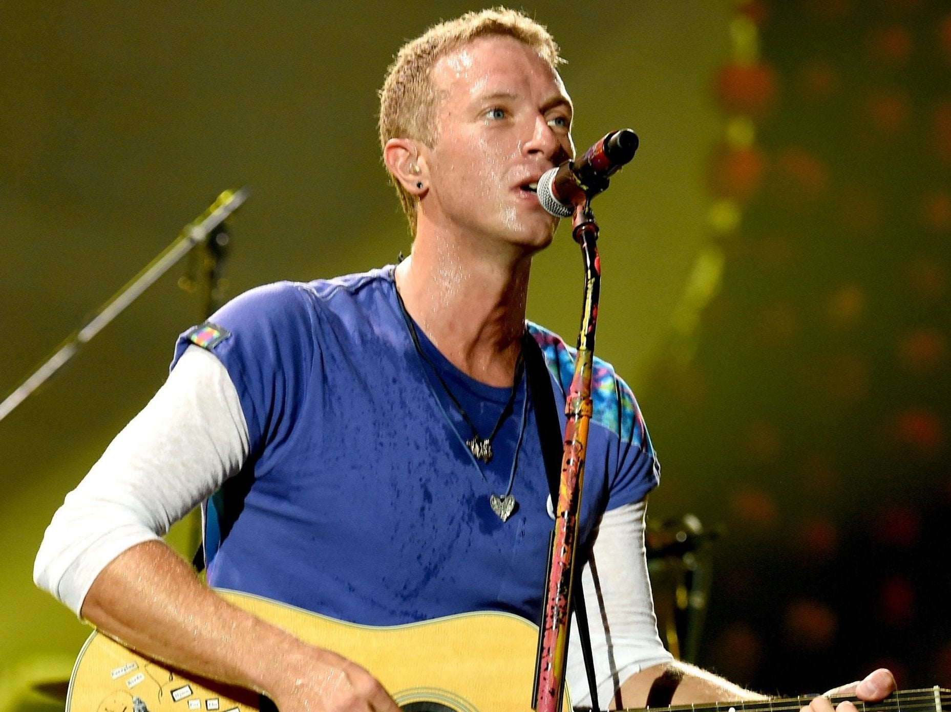 Coldplay's Chris Martin reportedly files restraining order against stalker who thinks they're in a relationship