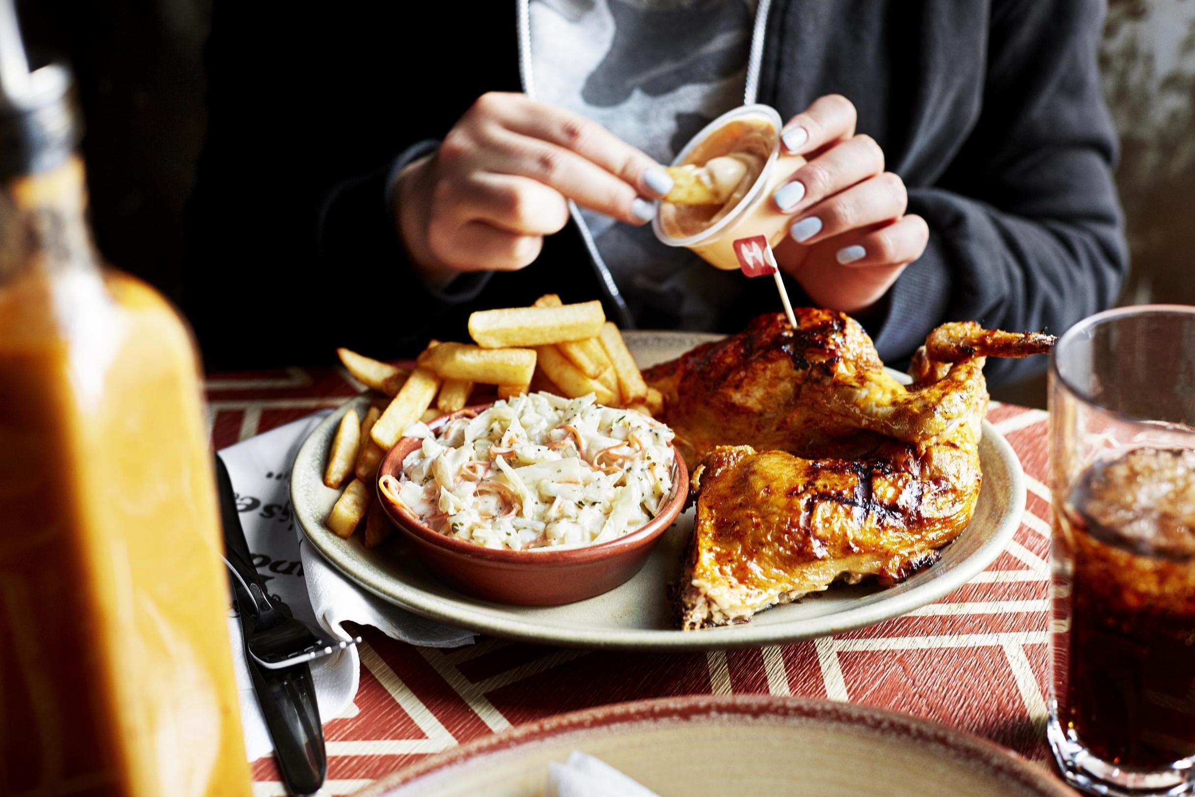 Nando's is giving away free meals in form of giant loyalty cards – here's how you can get one