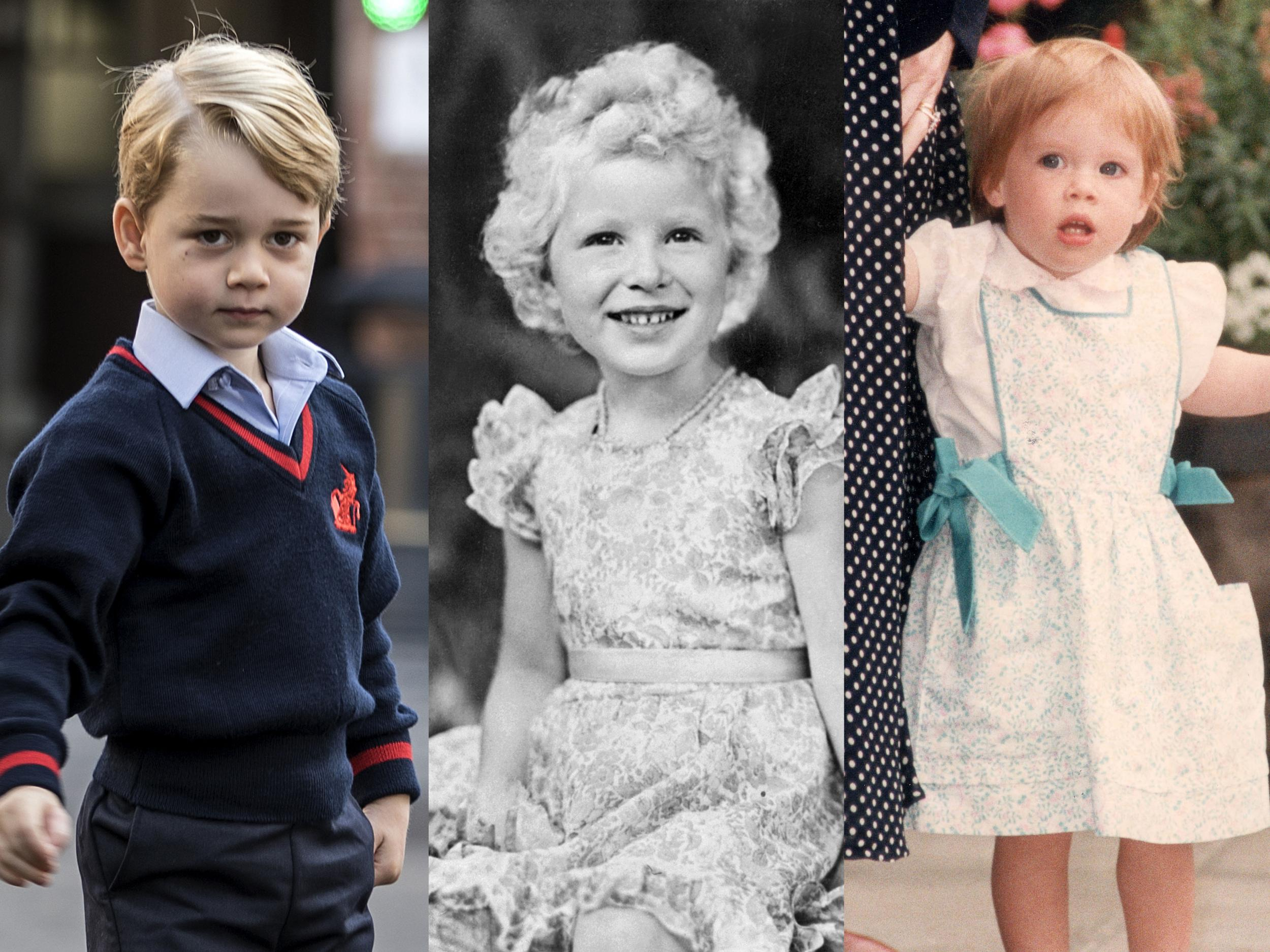 prince harry birthday 16 pictures of the royal family when they were children the independent prince harry birthday 16 pictures of