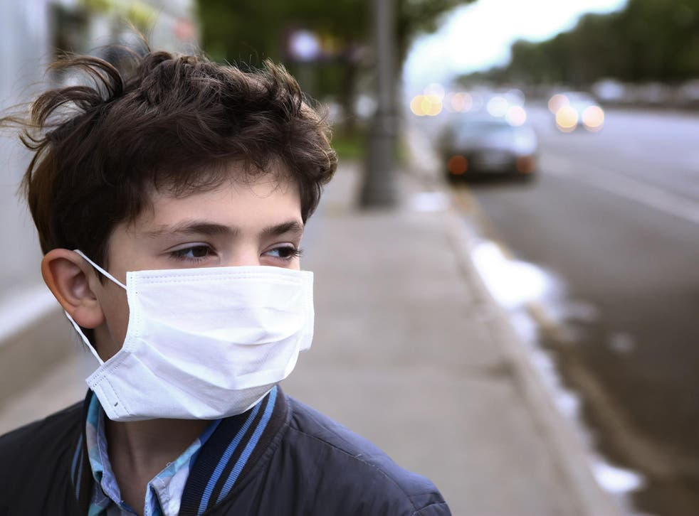 Teens who lived in areas with more air pollution reported higher rates of psychosis episodes