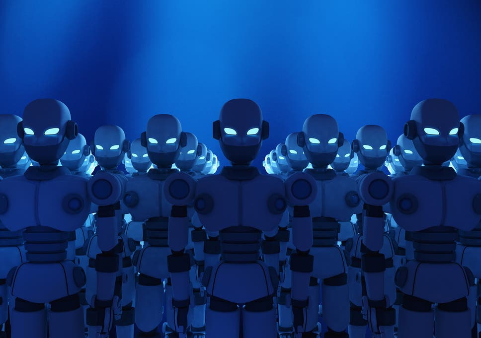 Killer robots are not science fiction – they have been part
