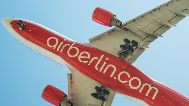 Air Berlin, which operated flights to and from Berlin Tegel, went bankrupt in 2017