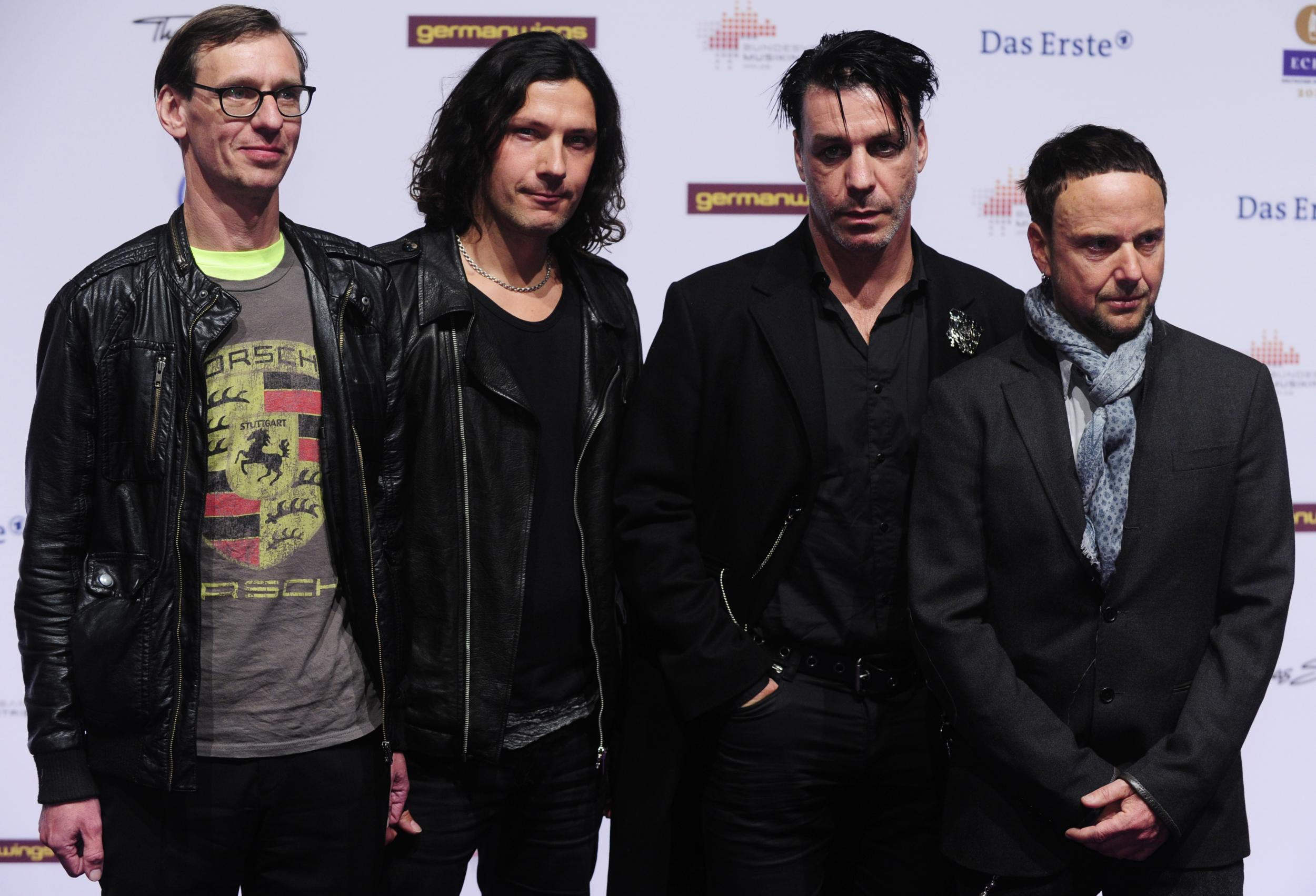 Rammstein accused of 'crossing a line' with 'Holocaust' imagery in n…