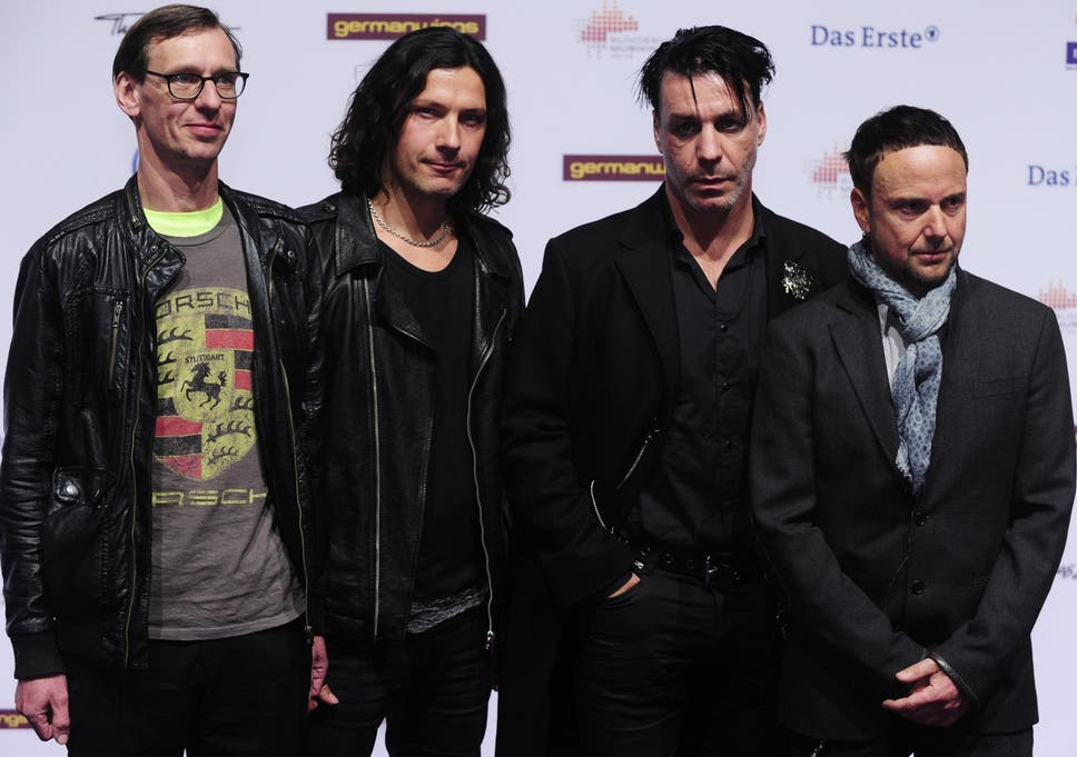 Rammstein accused of 'crossing a line' with 'Holocaust' imagery in
