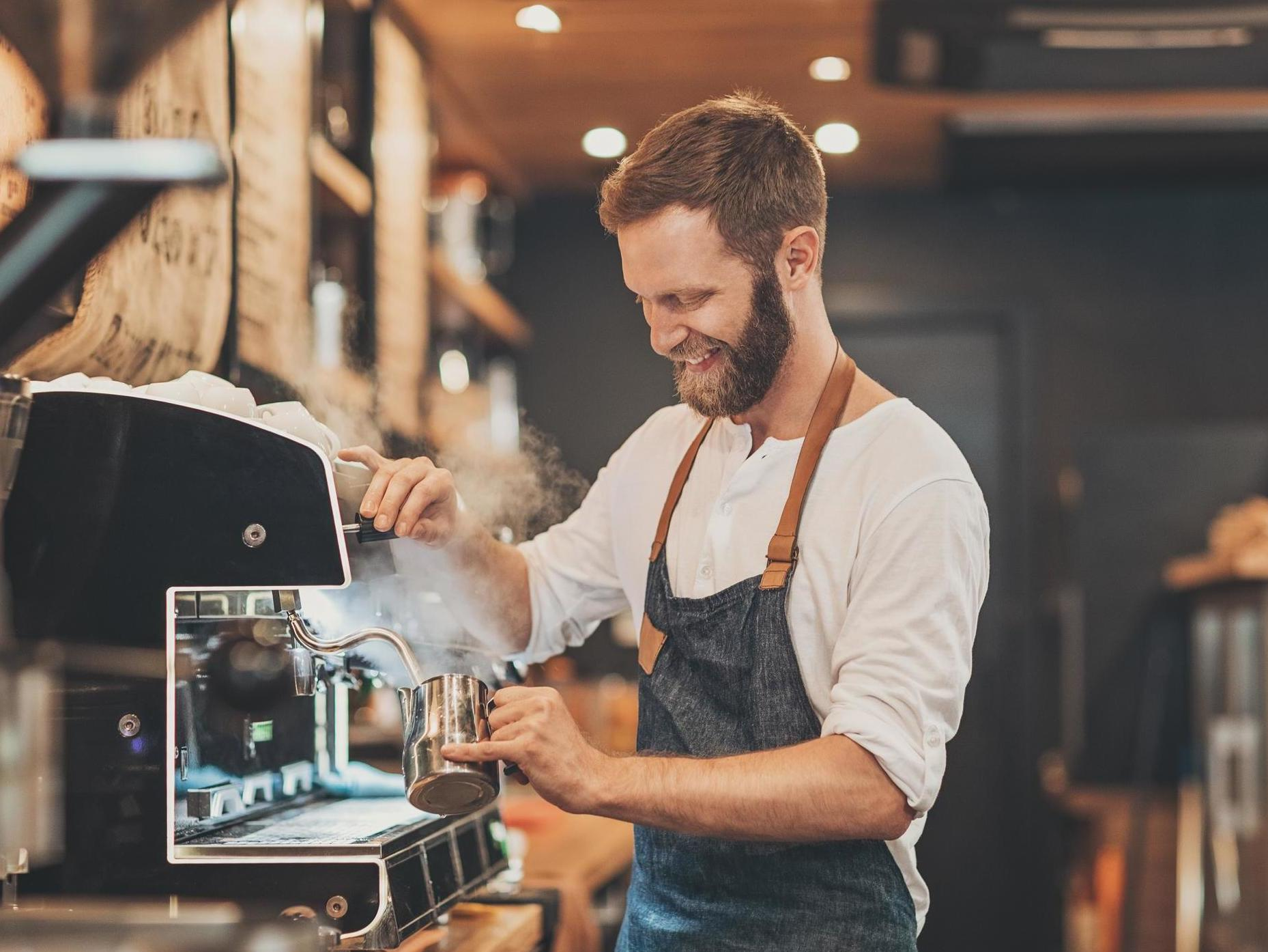 Coffee industry 'crisis' looms due to fears of post-Brexit barista s…