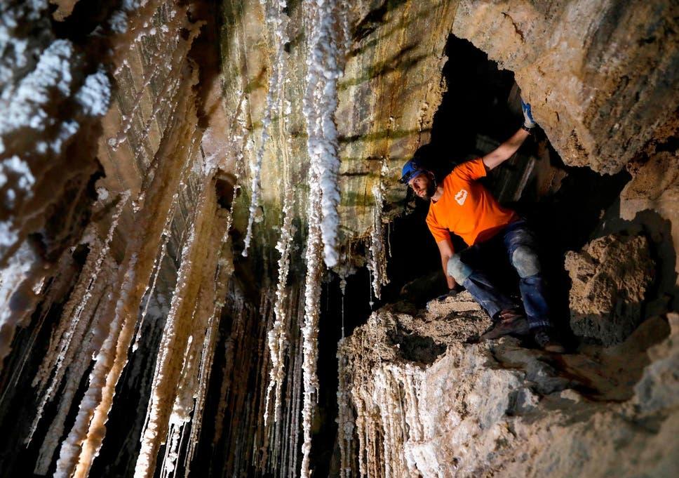 Mount Sodom: World's longest salt cave discovered under
