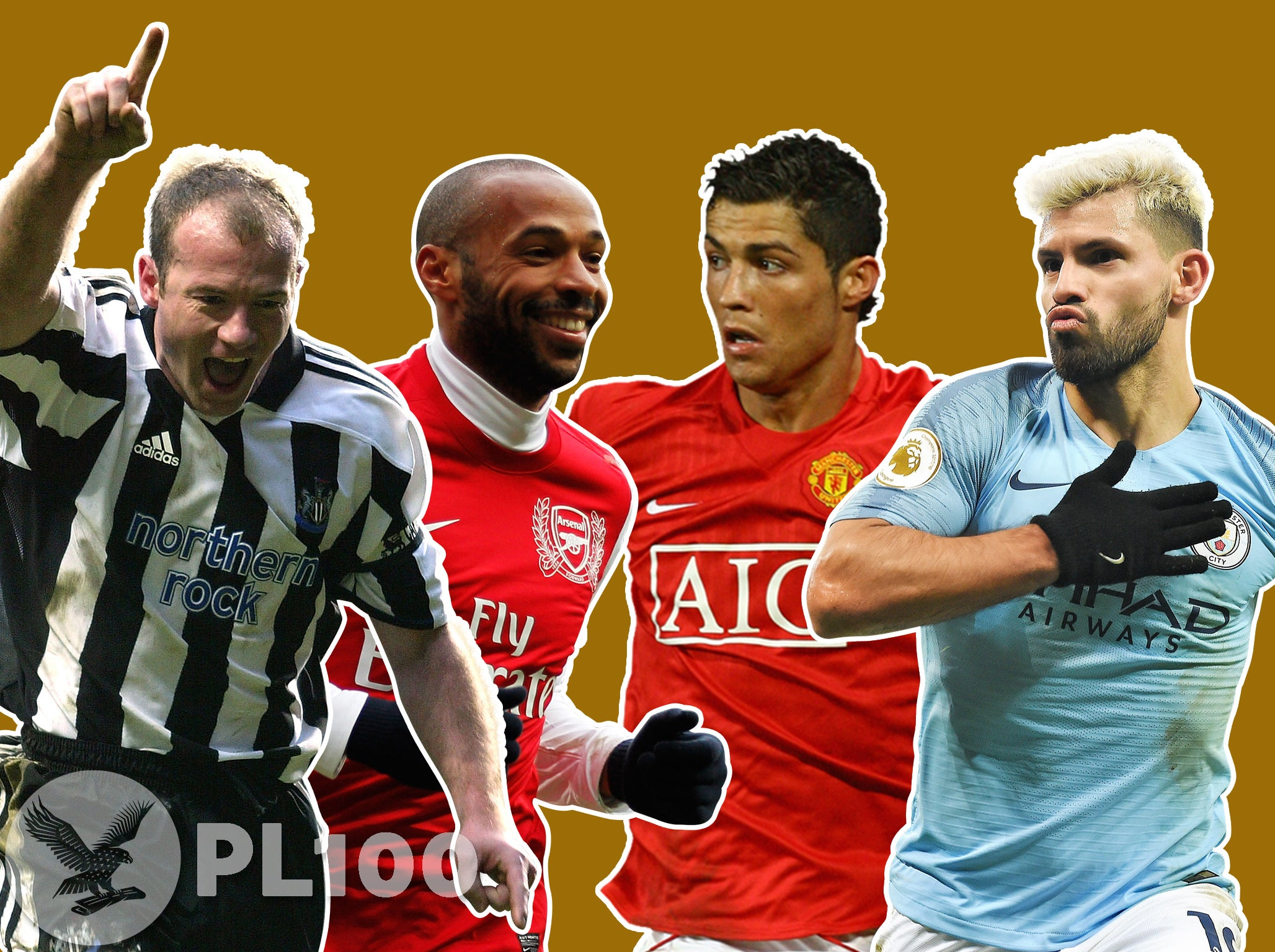 Premier League 100 greatest players: The final list