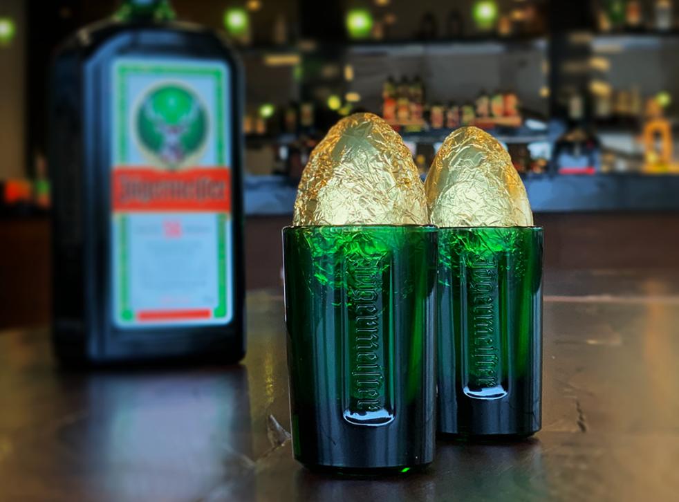 The limited edition Jäger Easter Egg
