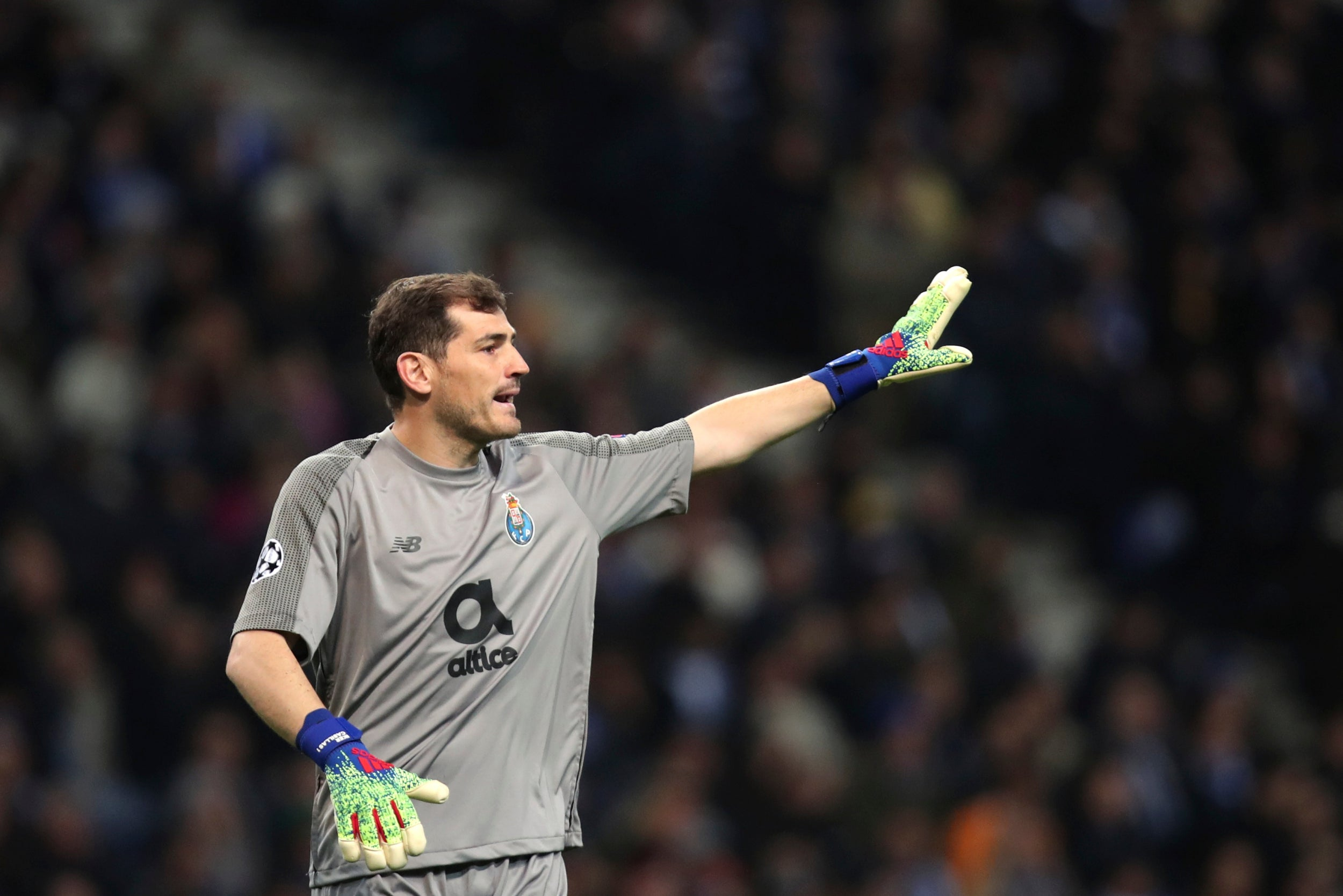 1b52d8c21c6 Iker Casillas - latest news, breaking stories and comment - The ...