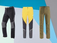 eae1574f2 10 best walking trousers that will see you through the toughest hikes