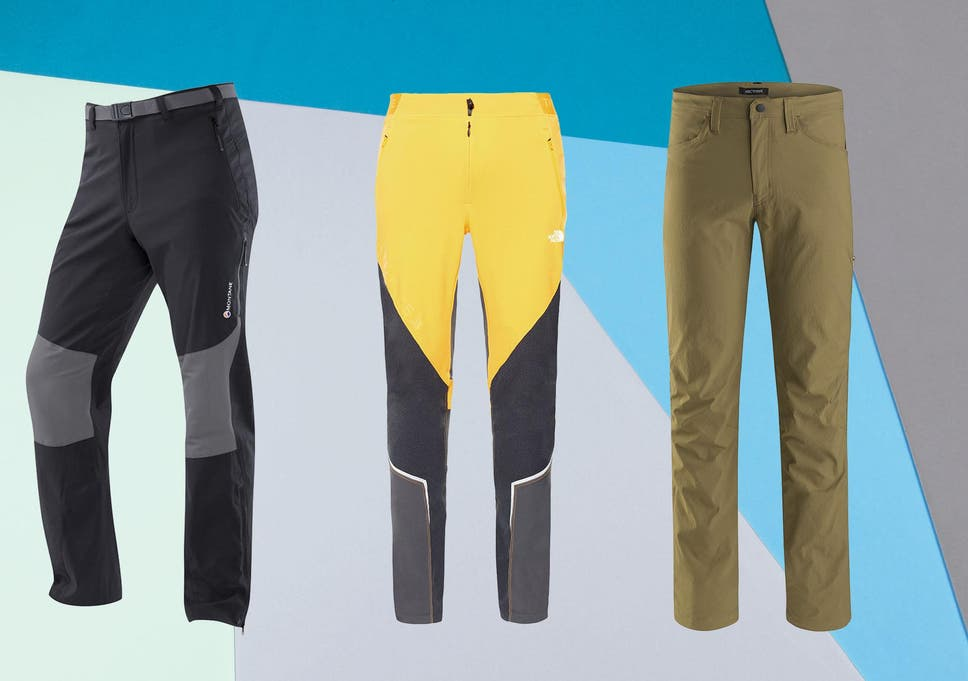 76fe4c084 10 best walking trousers | The Independent