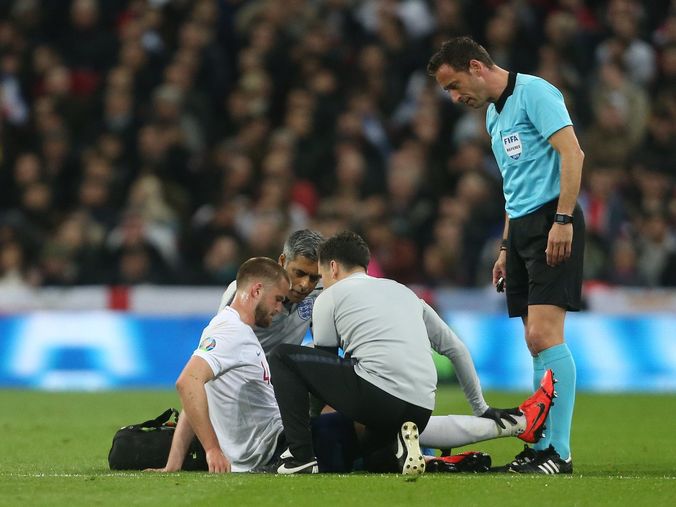 Eric Dier - latest news, breaking stories and comment - The Independent