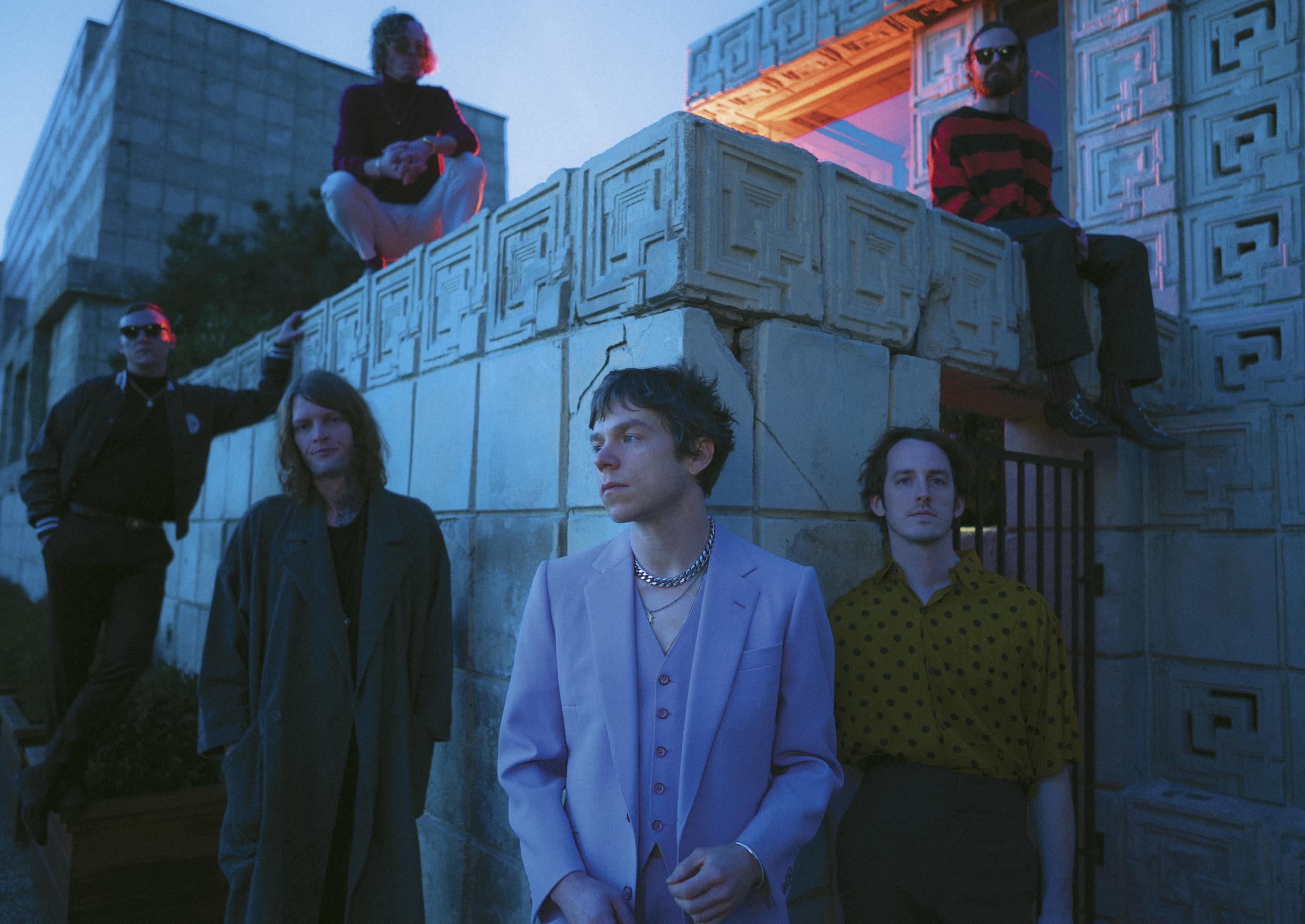 Cage the Elephant's Matt Shultz: 'There was a huge potential of me not being here'