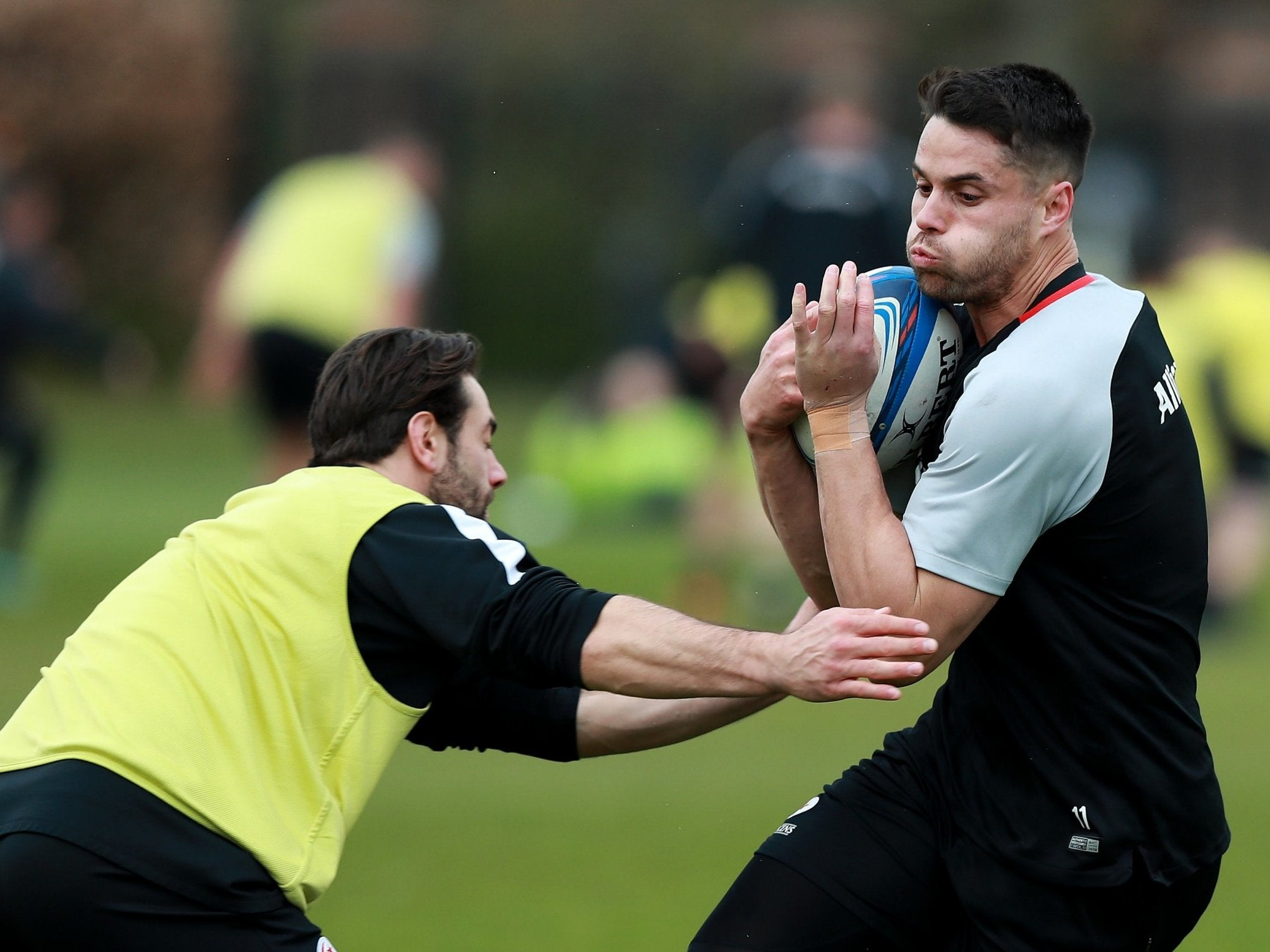 Saracens vs Glasgow Warriors: Sean Maitland prepared for punishing Champions Cup quarter-final after switching sides in Anglo-Scottish rivalry