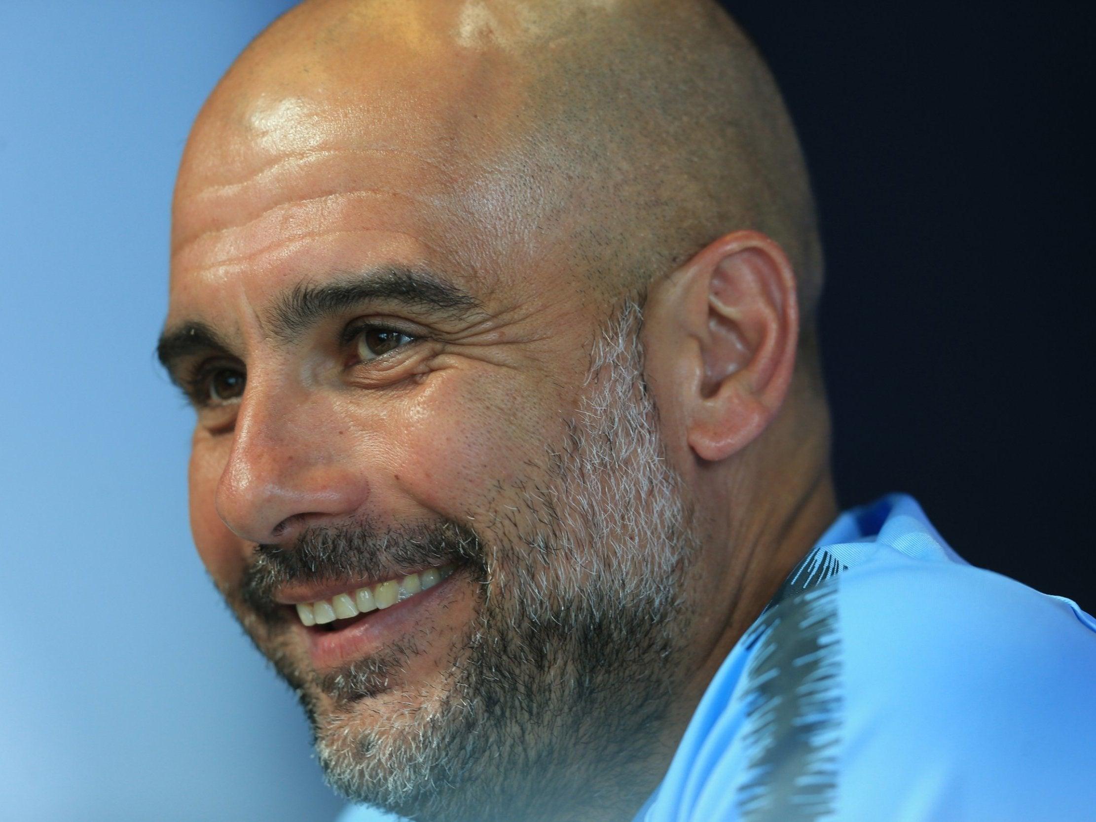 Manchester City: Pep Guardiola tells players to enjoy ...