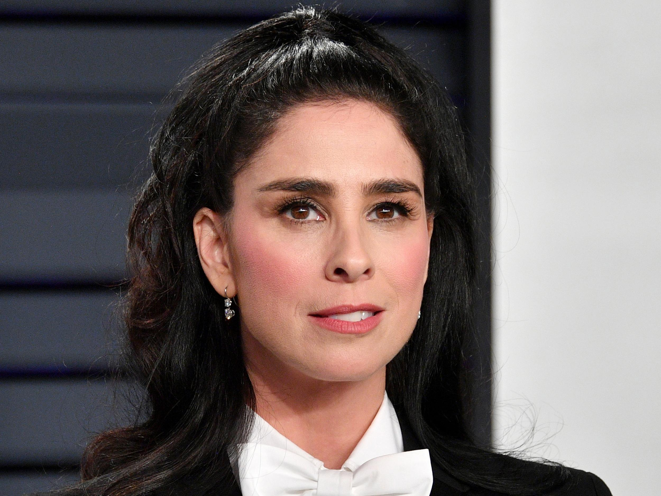 Sarah silverman fat, animal sex porn gifs