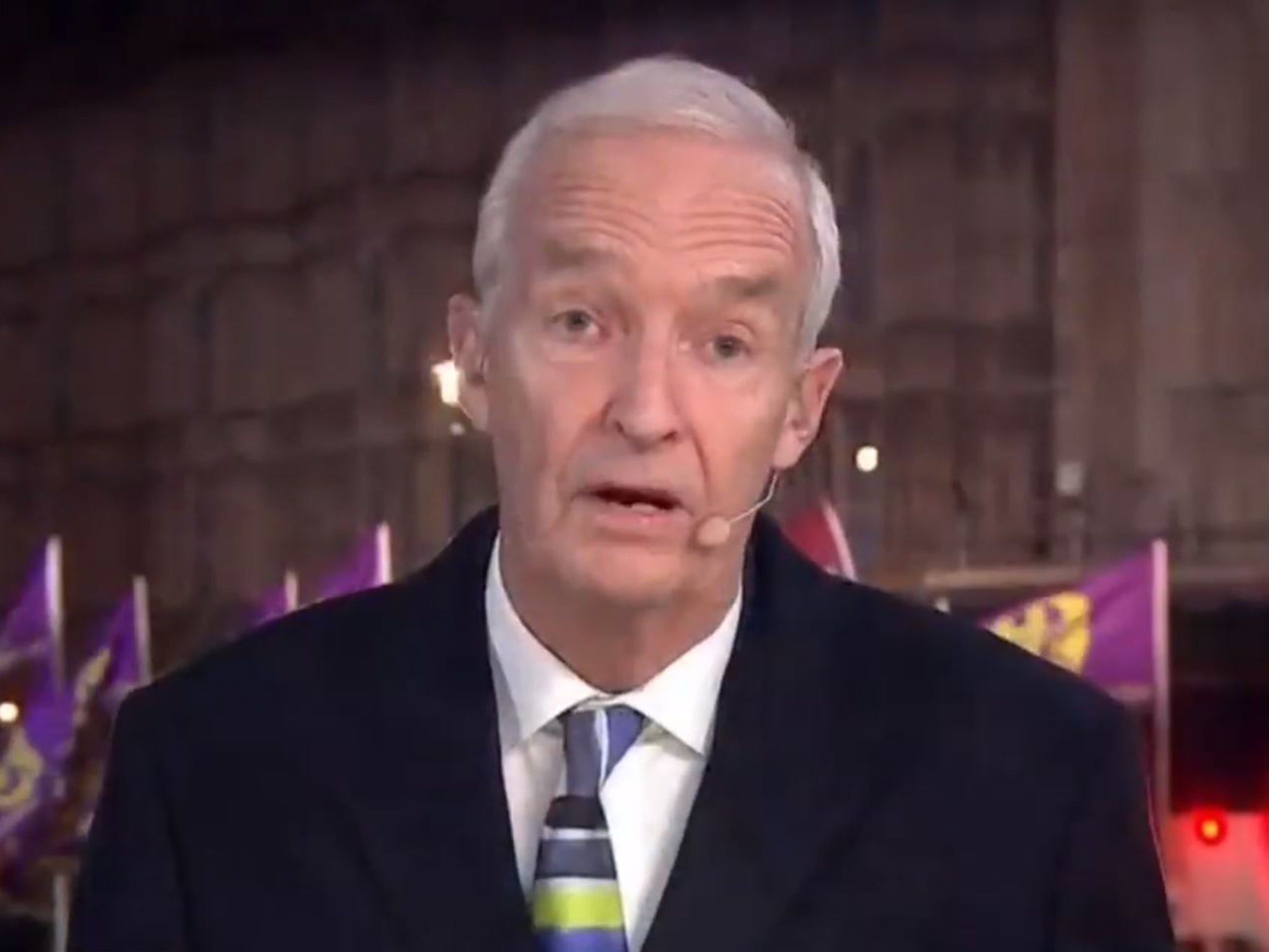 Nigel Farage cleared by Ofcom for saying Jon Snow should be attacked…