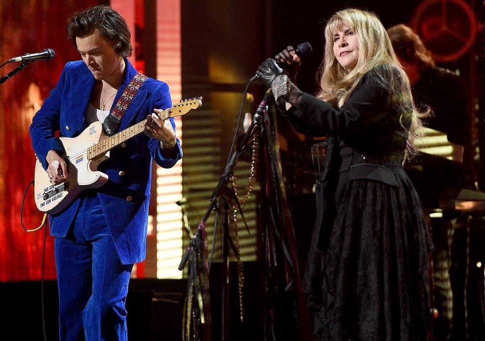 Stevie Nicks Accidentally Calls Harry Styles A Member Of Nsync