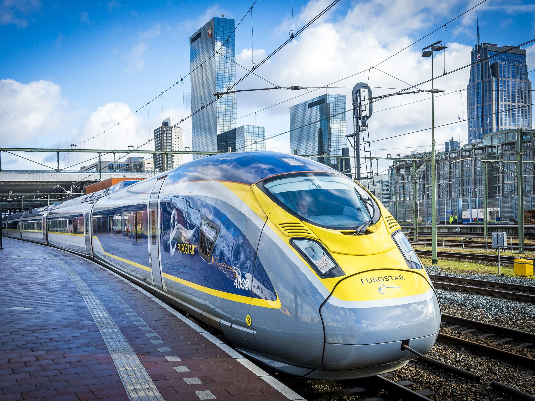 Eurostar to launch direct Amsterdam-London train in December – but B…