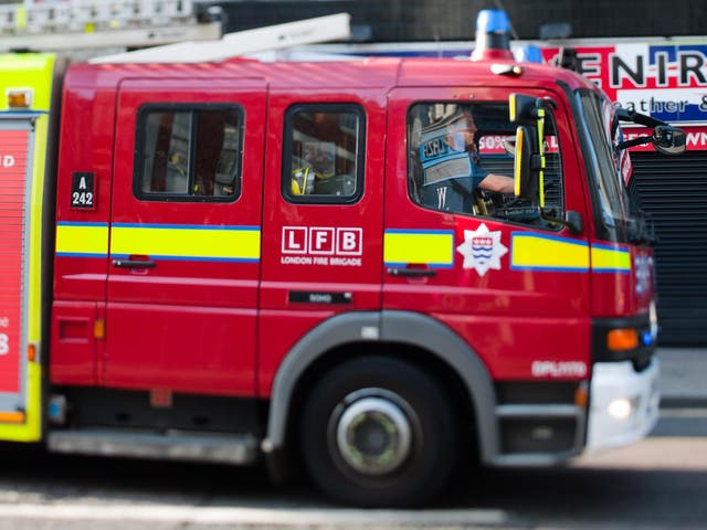 The London Fire Brigade receives more than 5,000 hoax calls every year