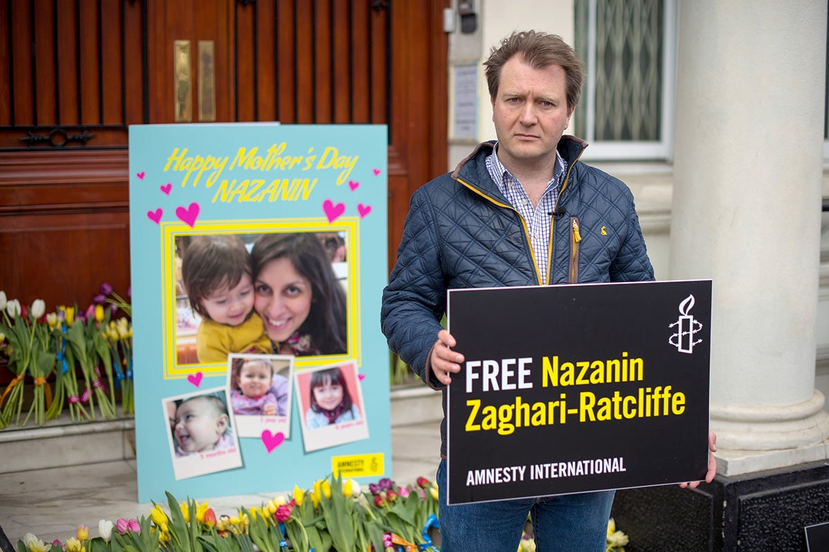 Our fight for Nazanin Zaghari-Ratcliffe's freedom must go on