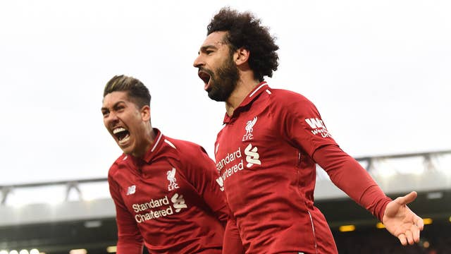 Liverpool Vs Tottenham H2h
