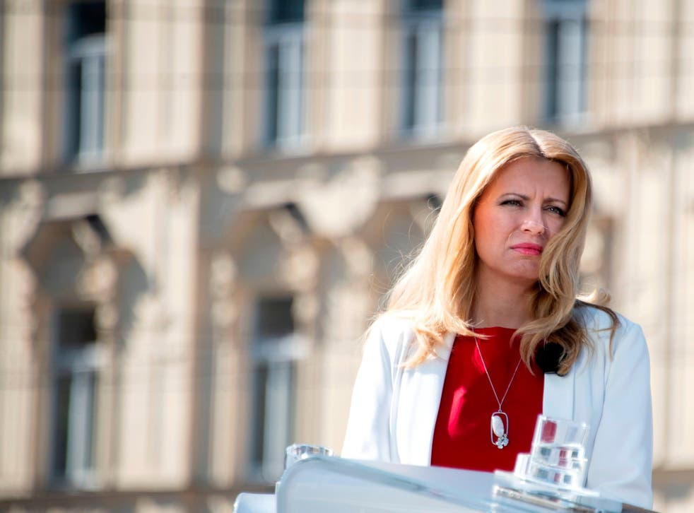 Caputova: 'It is possible not to succumb to populism, to tell the truth, to raise interest without an aggressive vocabulary'