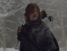 The Walking Dead season 9 finale ending: Who was the voice