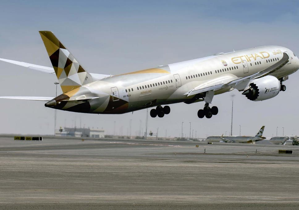 Cancelled Etihad flight leaves more than 200 abandoned at airport