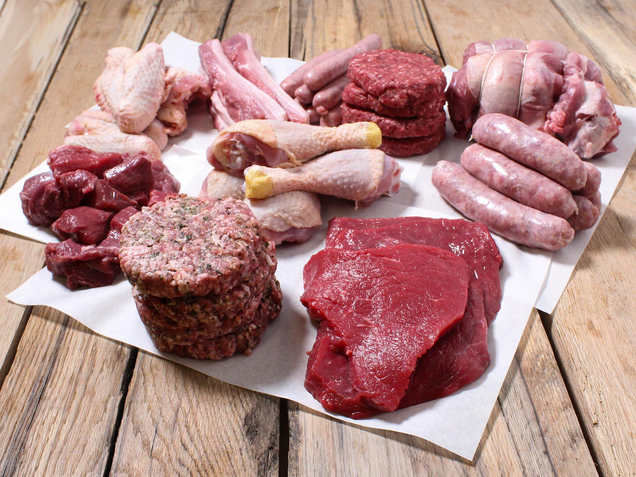 14 best meat boxes | The Independent