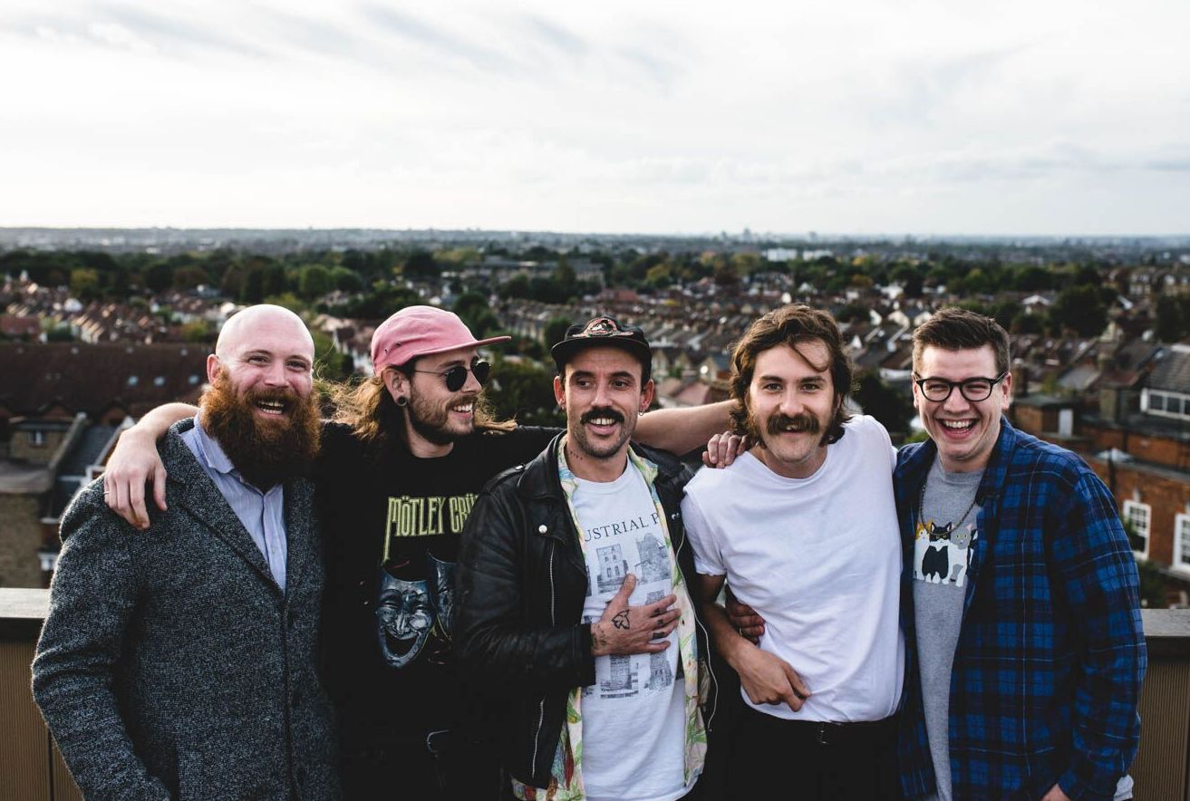 Idles: 'What the f*** is wrong with Sleaford Mods?' | The Independent