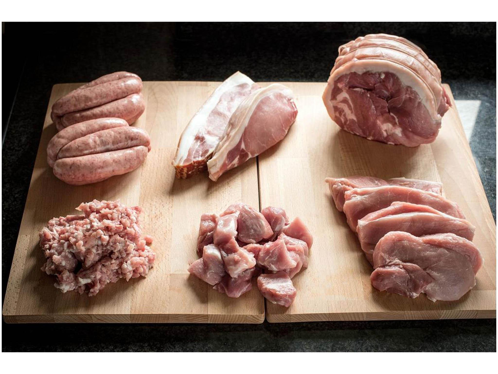 14 best meat boxes   The Independent