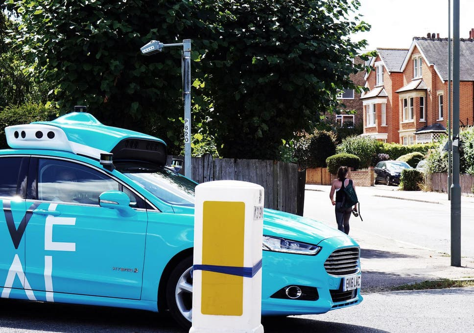 Autonomous vehicles to drive round London's streets in major