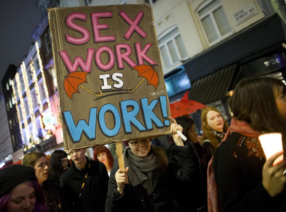 South Wales Police said sex workers who 'refuse to engage' with support services in the Welsh coastal city of Swansea could face action