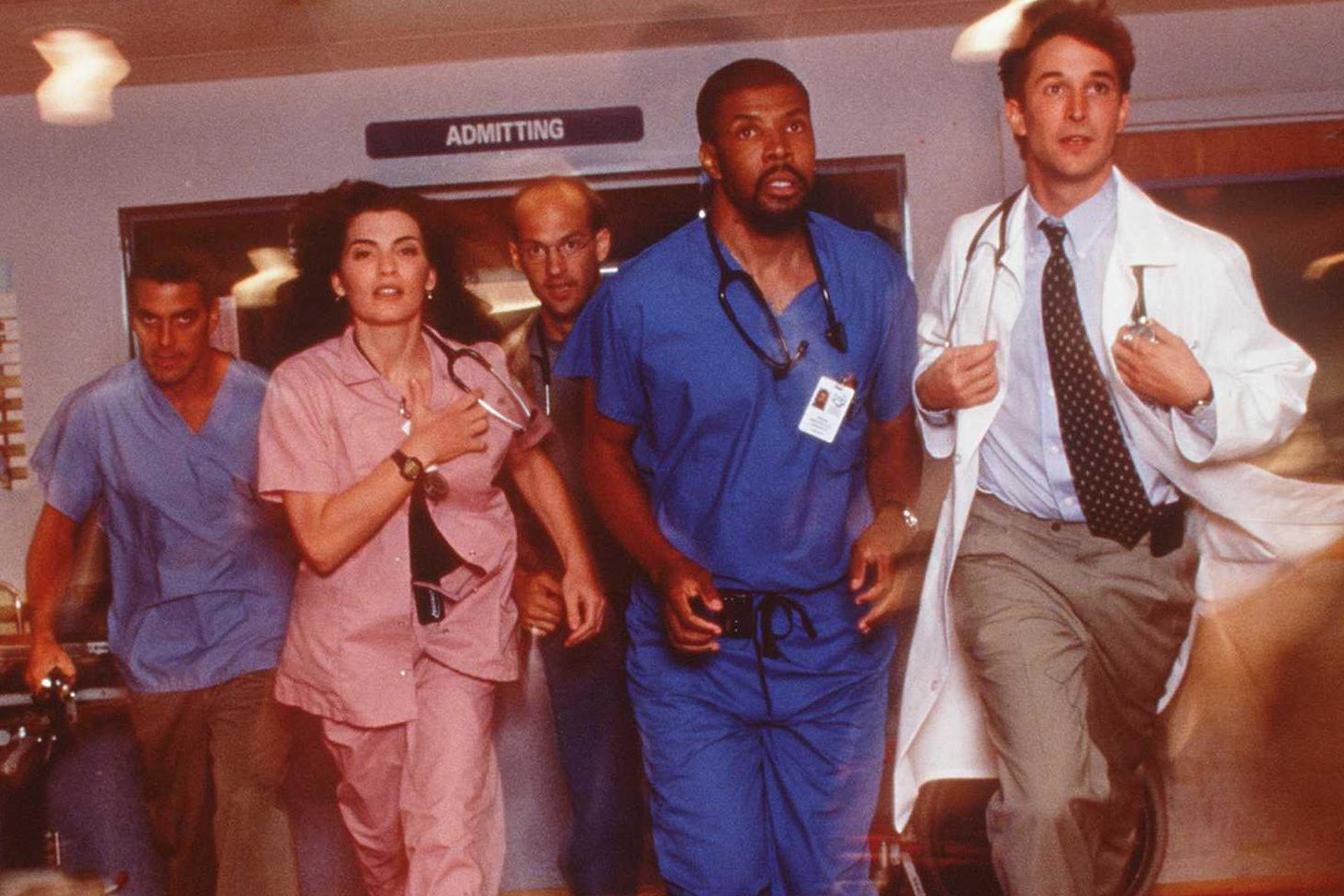 ER 10 years on: How Michael Crichton made the definitive medical